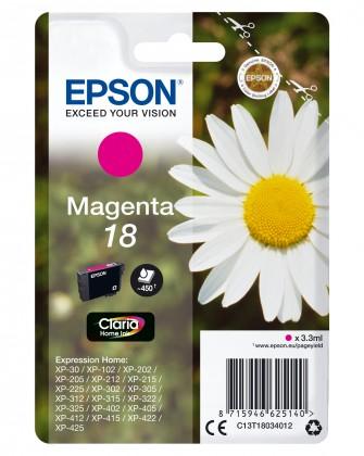 Náplne a tonery - originálné Epson T1803 - originálny