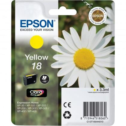Náplne a tonery - originálné Epson T1804 - originálny
