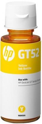 Náplne a tonery - originálné Inkoust HP M0H56AE, GT52, žltá