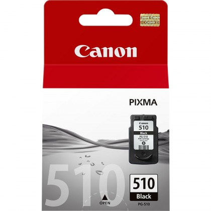 Náplne a tonery - originálné Originálne čierna cartridge Canon PG-510