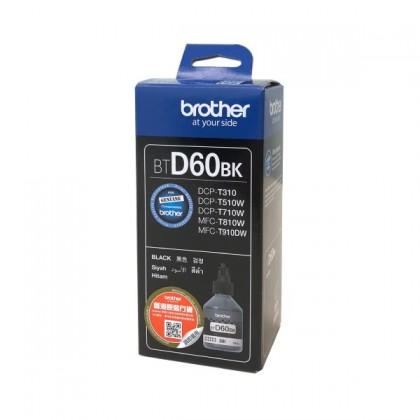 Náplne a tonery - originálné Originální černá inkoustová náplň BTD60BK