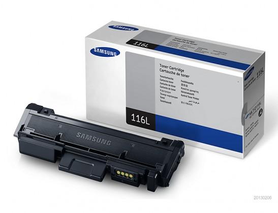 Náplne a tonery - originálné Samsung MLT-D116L - originálny