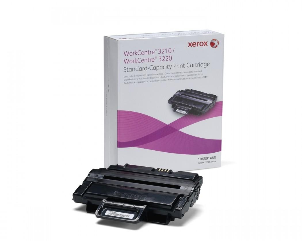Náplne a tonery - originálné Xerox Toner Black pro 3210MFP/ 3220 MFP (4.100 str) - originálny