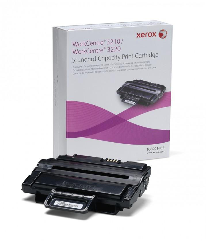 Náplne a tonery - originálné Xerox Toner Black pro 3210MFP/3220MFP (2.000 str) - originálny