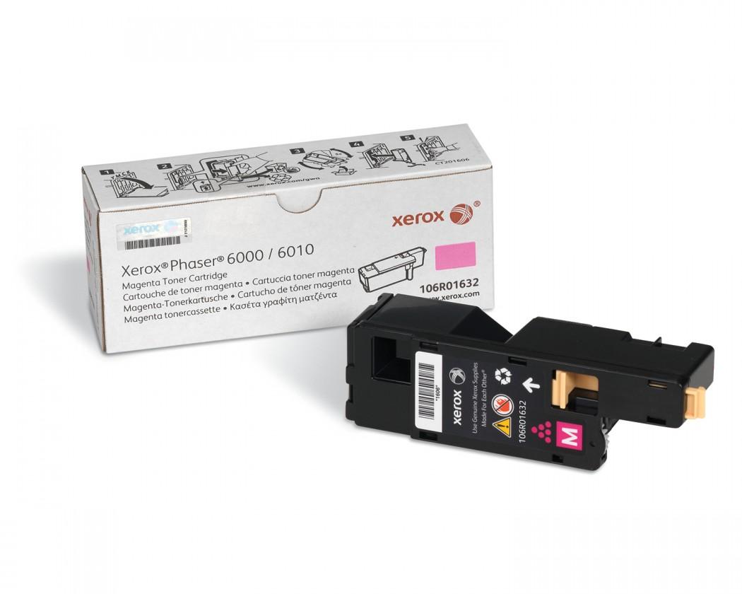 Náplne a tonery - originálné Xerox Toner pre Phaser (106R01632), purpurový