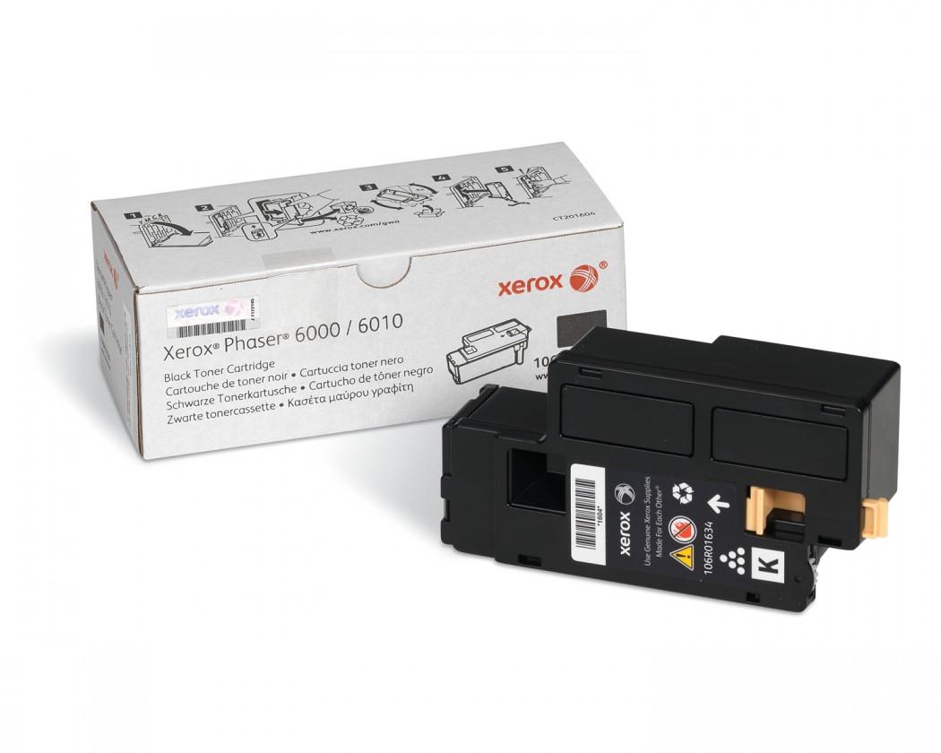 Náplne a tonery - originálné Xerox Toner pre Phaser (106R01634), čierny