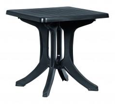 Napoli - Záhradný stôl (grafitová)