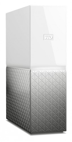"NAS 3,5"" WD My Cloud Home 6TB LAN"