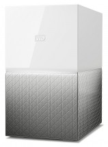 "NAS 3,5"" WD My Cloud Home Duo 4TB LAN"