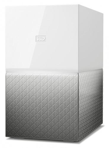 NAS 4TB Western Digital My Cloud Home Duo (WDBMUT0040JWT-EESN)