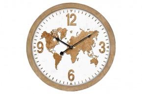Nástenné hodiny - H14, MDF, kov