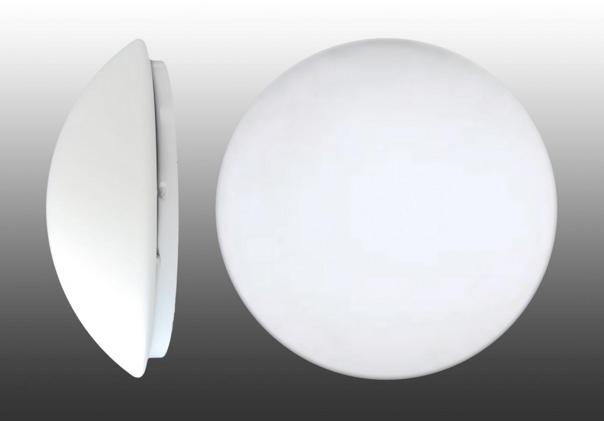 Nástenné svietidlo - 5501/30 (biela)