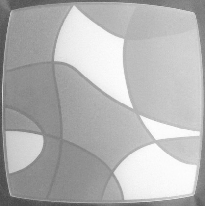 Nástenné svietidlo - 5502/40/PR/B (biela)