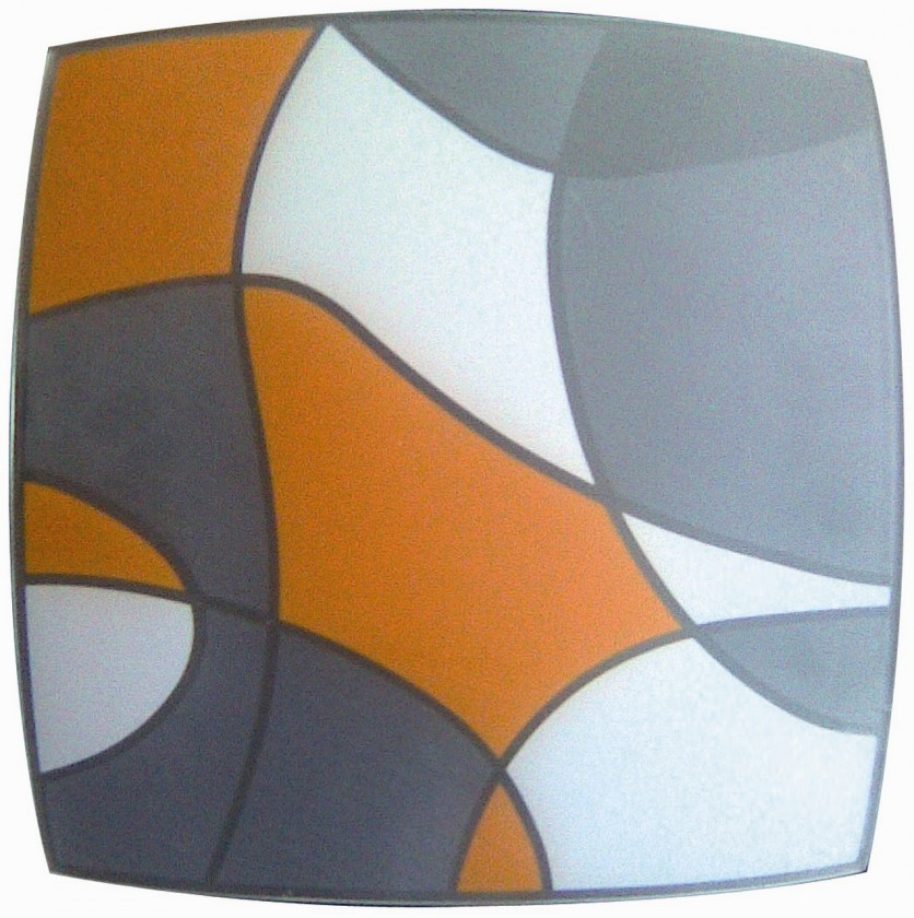 Nástenné svietidlo - 5502/40/PR (biela)