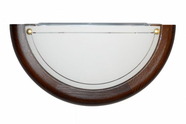 Nástenné svietidlo - 5502/A/TD (hnedá)