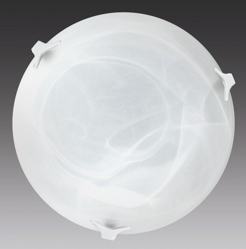 Nástenné svietidlo - 5504/30/B/AL (biela)