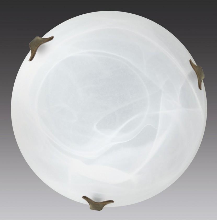 Nástenné svietidlo - 5504/40/ZL/AL (biela)
