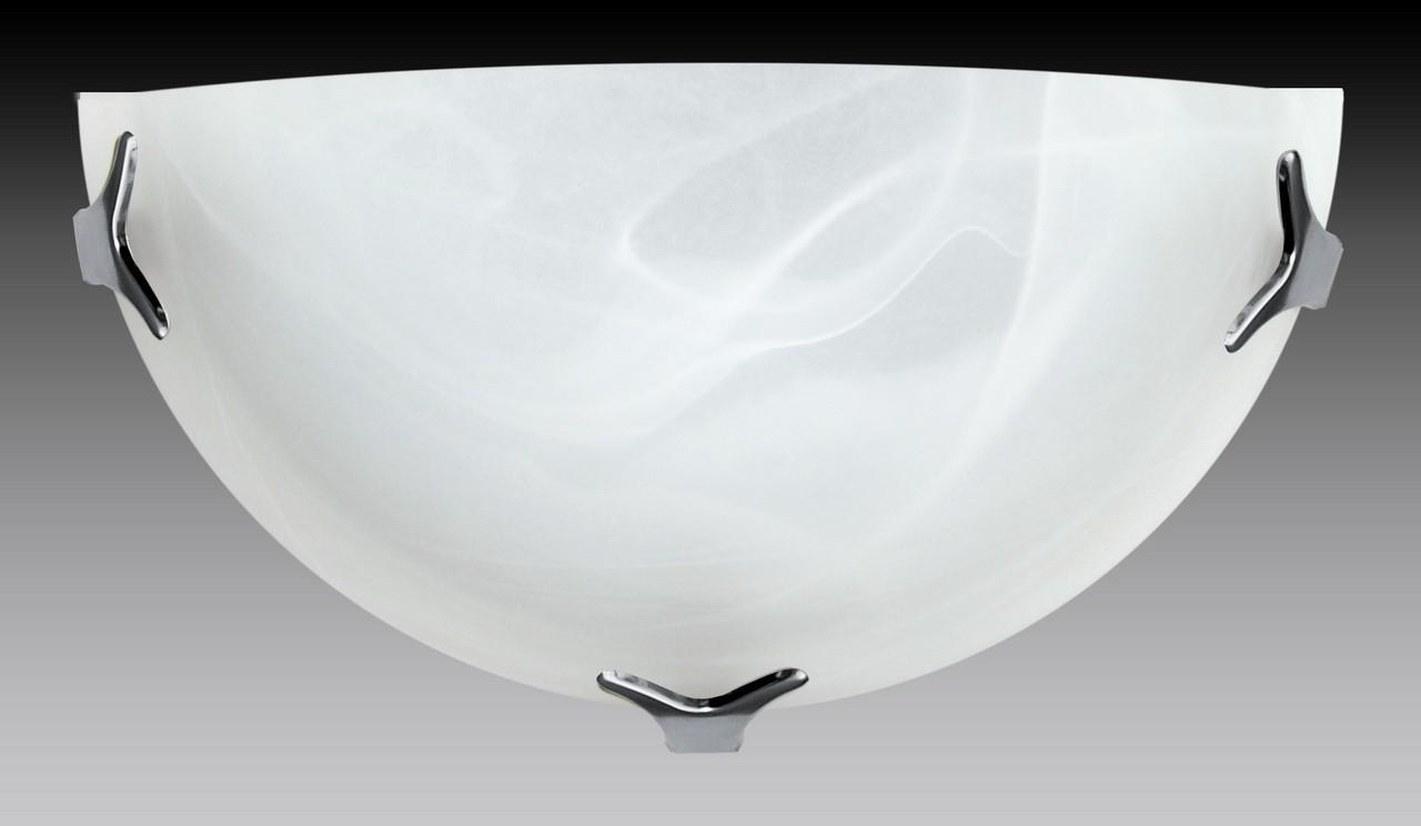 Nástenné svietidlo - 5504/A/CR/AL (biela)