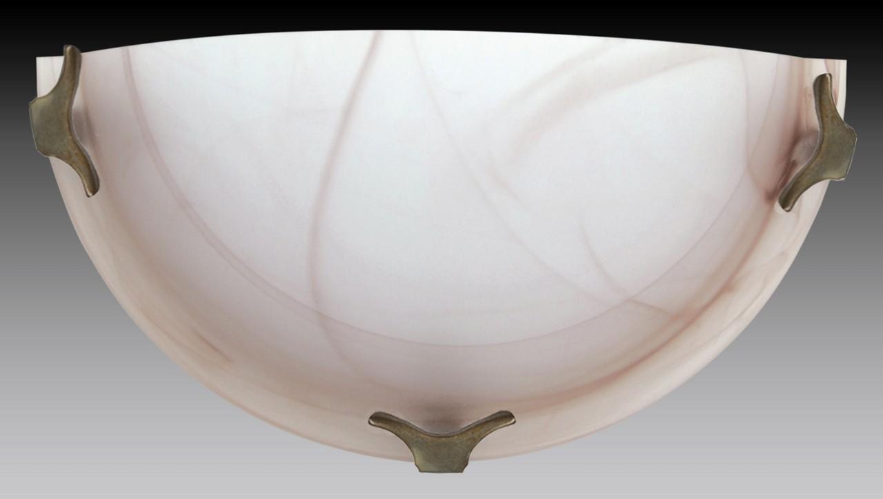 Nástenné svietidlo - 5504/A/ZL/HN (hnedá)