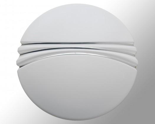 Nástenné svietidlo - 6502/30/CRP (biela)