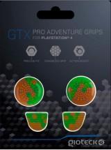 Návleky na tlačidlá pre gamepad Gioteck GTX PRO ADVENTURE, PS4