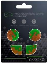 Návleky na tlačidlá pre gamepad Gioteck GTX PRO ADVENTURE, XBOX