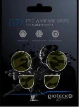 Návleky na tlačidlá pre gamepad Gioteck GTX PRO WARFARE, PS4