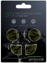 Návleky na tlačidlá pre gamepad Gioteck GTX PRO WARFARE, XBOX