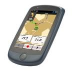 NAVMAN Bike 1000, GPS cyklonavigace, 3,5