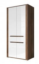 Neapoli - obývačková skriňa, 2 dvere