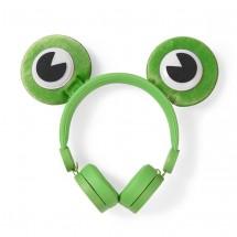 NEDIS sluchátka pro děti Žaba