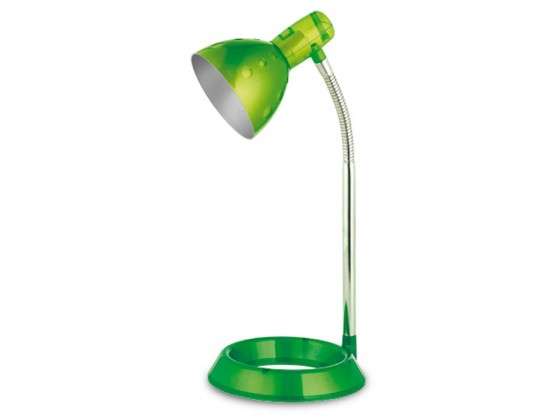 Nemo - Stolná lampička, E14, 40W (zelená)