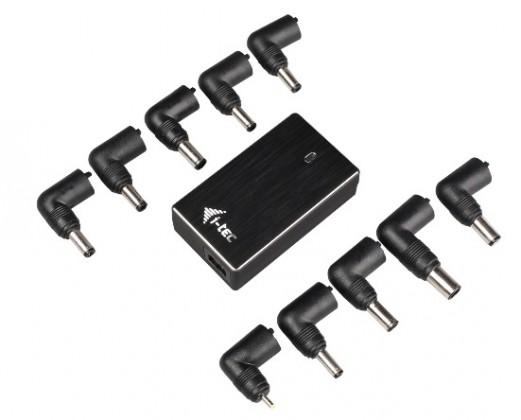 Neoriginálne nabíjačky Car Slim Metal Adapter 90W  USB