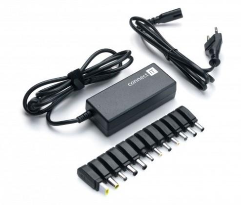 Neoriginálne nabíjačky CONNECT IT CI-133 Notebook Power 90W (CI-133) OBAL POŠKODENÝ