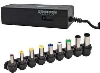 Neoriginálne nabíjačky Esperanza EZ101 Univerzálny napájací adaptér pre notebooky 80W