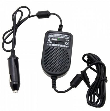 Neoriginálne nabíjačky Esperanza EZ103 Univ.adaptér pro NTB 80W do auta , 11-14 V