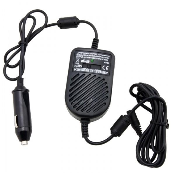 Neoriginálne nabíjačky Esperanza EZ103 Univ.adaptér pro NTB 80W do auta , 11-14 V ROZBAL