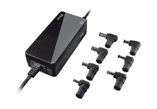 Neoriginálne nabíjačky Napájací adaptér Trust Primo 90W - čierny