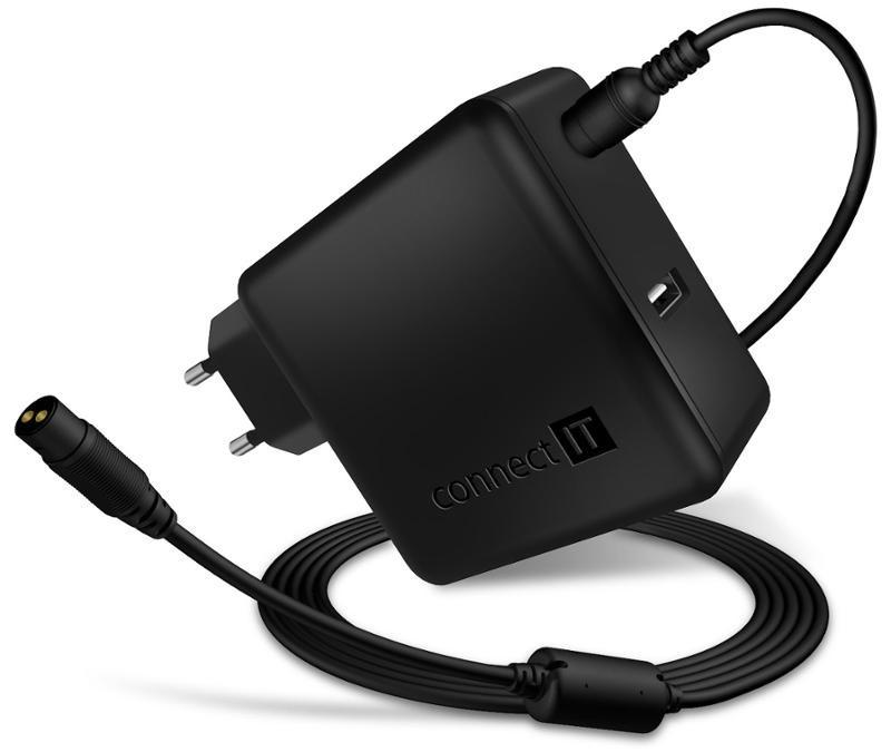 Neoriginálne nabíjačky NTB adaptér 65W + extra USB port