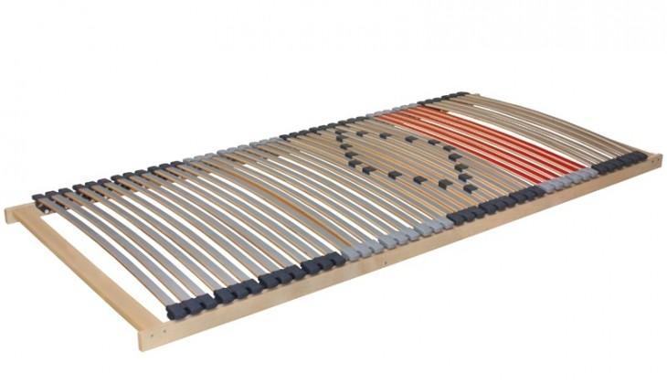 Nepolohovacie Rošt Merkur - 80x200 cm (buk)