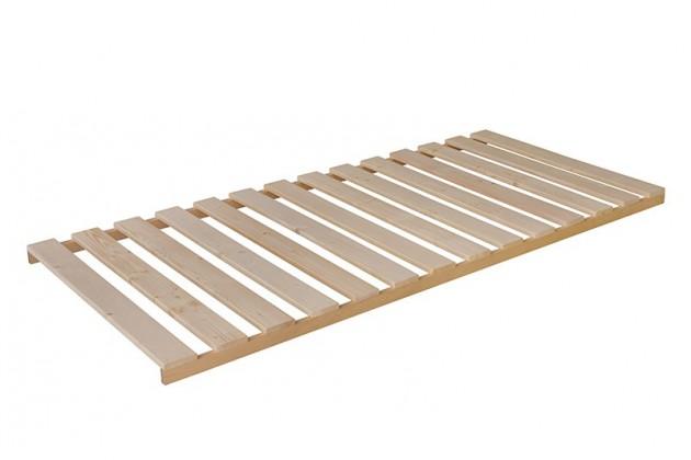 Nepolohovacie Wood - Rošt 200x80x6, nepolohovacie (14 pevných lát v ráme)