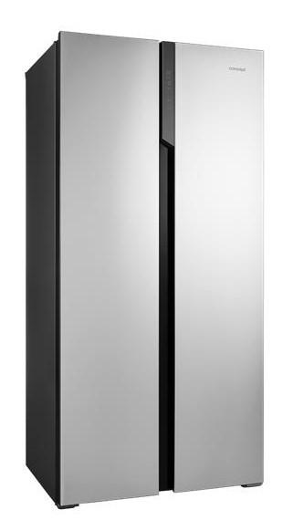 Nerezové americké chladničky Americká chladnička Concept LA7383 nerez