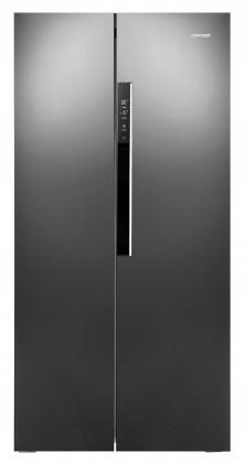 Nerezové americké chladničky Americká chladnička Concept LA7383SS