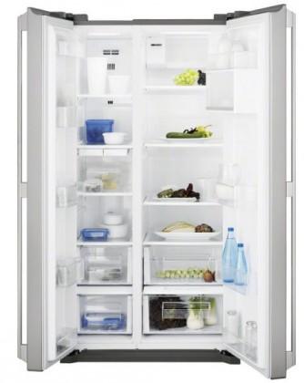 Nerezové americké chladničky Americká chladnička Electrolux EAL 6240 AOU