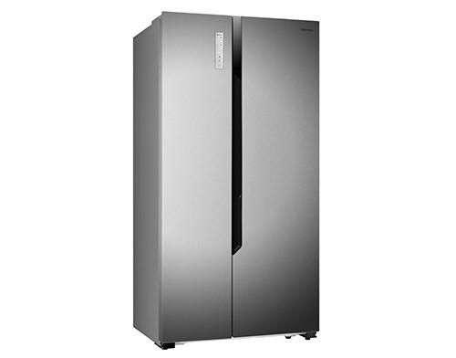 Nerezové americké chladničky Americká chladnička Hisense RS670N4AC1