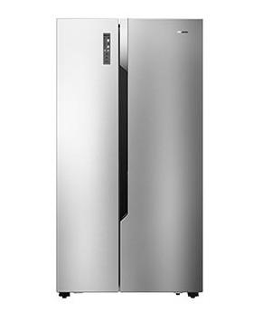 Nerezové americké chladničky Americká chladnička Hisense RS670N4BC3