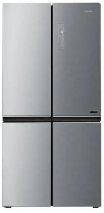 Nerezové americké chladničky Americká chladnička s mrazničkou Concept LA8990SS