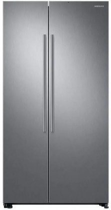 Nerezové americké chladničky Americká chladnička Samsung RS66N8100SL