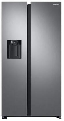 Nerezové americké chladničky Americká chladnička Samsung RS68N8241S9