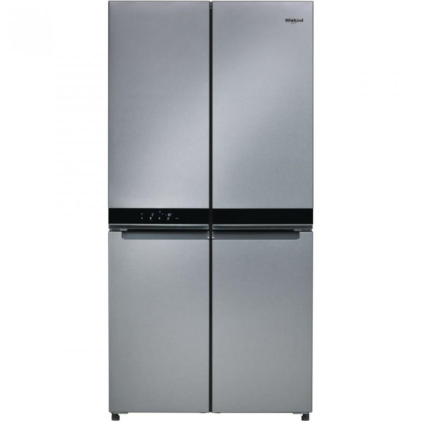 Nerezové americké chladničky Americká chladnička Whirlpool WQ9 E1L